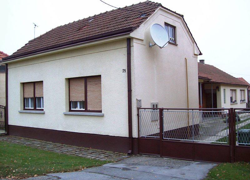 Koprivnica, kuća