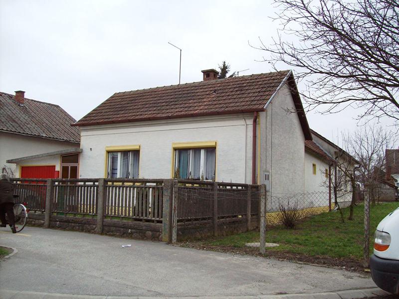 Obiteljska kuća u centru, Koprivnica