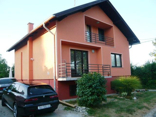 Obiteljska kuća u Koprivnici