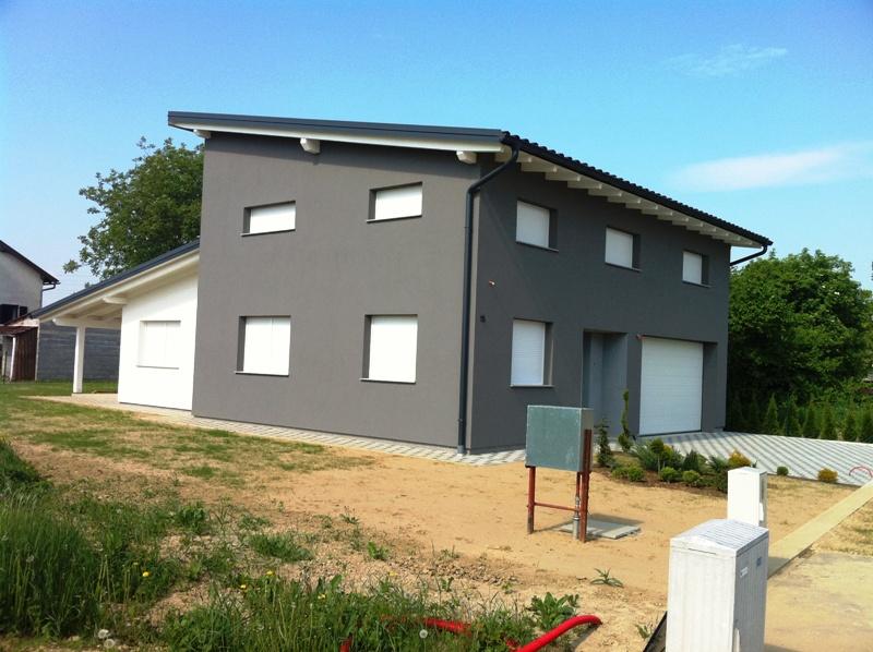 Nova moderna obiteljska kuća, atraktivna lokacija