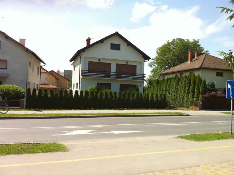 Obiteljska kuća u centru Koprivnice
