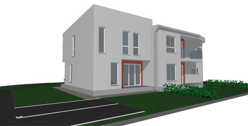 Novi stanovi u urbanoj vili