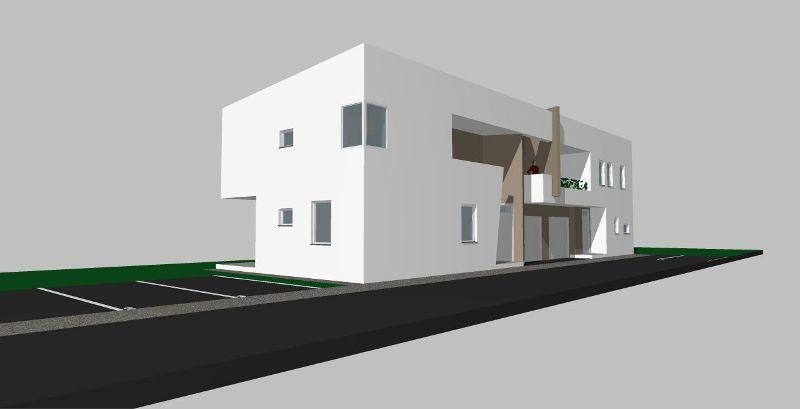 Novi moderan stan - urbana vila