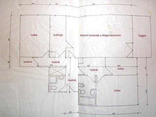 Komforan 4-sobni stan 92 m², kompletno uređen