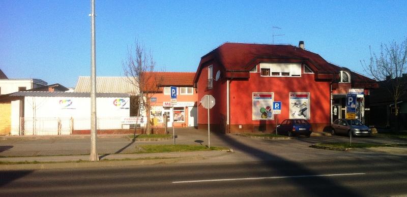 Poslovno stambeni kompleks - M.P.Miškine