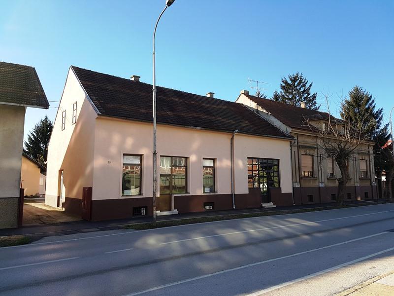 Atraktivan poslovni prostor - Starčevićeva, Koprivnica